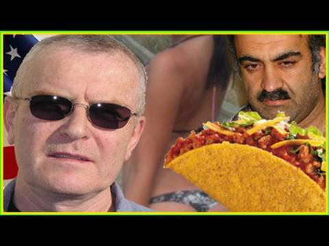 Pat Condell Hates Tacos (Also Muslims)