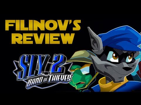 Обзор игры Sly 2: Band of Thieves - Filinov's Review
