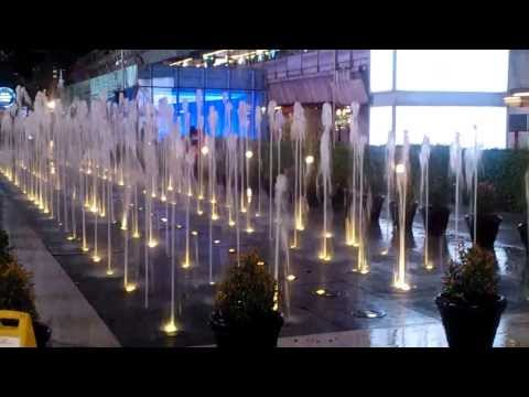 The Fountain of Siam Paragon in Bangkok Thailand Lifestyle Review