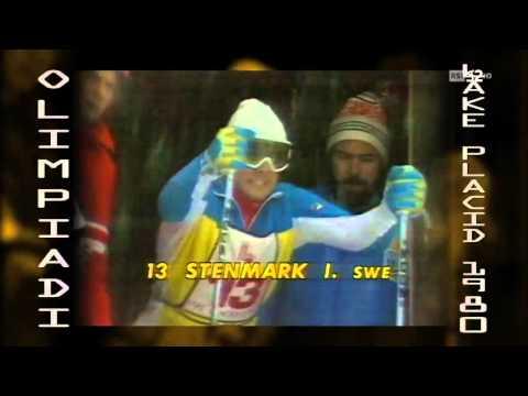 Ski alpino 1980 Olimpics, Ingemar Stenmark