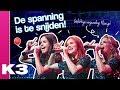 Wat Er Achter De Schermen Gebeurt Tijdens De Show   K3 Vlog #19
