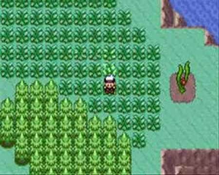 pokemon ruby : mirage island