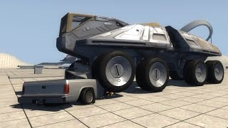 AT TE Remastered - BeamNG.drive