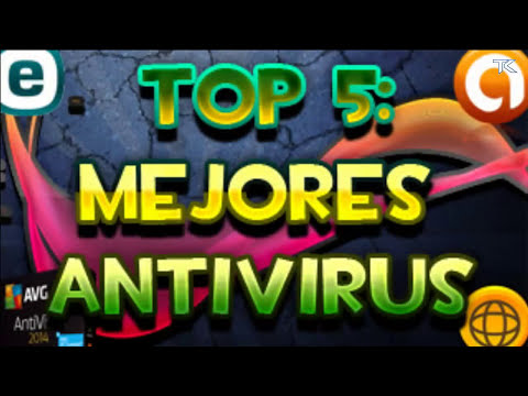 TOP 5: Mejores Antivirus Del 2014 + Link De Descarga I A Nivel Mundial I Para Win XP/Vista/7/8 y 8.1