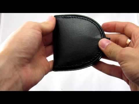Монетница карманная своими руками 197