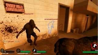 Left 4 Dead 2 (Gameplay) - Enfrentamiento - Parte #7