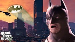 GTA 5 Mods - Batman Mod - Batman, Batmobile, Batwing & Batpod! (GTA 5 Funny Moments Gameplay)