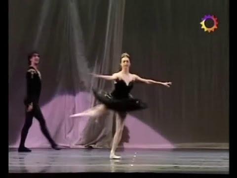 Pas de Deux Lago de los Cisnes: Julio Bocca y Nina Ananiashvili