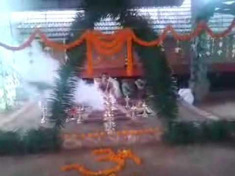 Aniyaram Sivakshethram Mahaganapathi Homam video