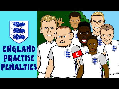 Can England win a Penalty Shootout? | 442OONS FRANCE EURO 2016 HIGHLIGHTS