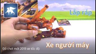 Đồ chơi mới 2019 xe tốc độ cho trẻ em xe đồ chơi 2019