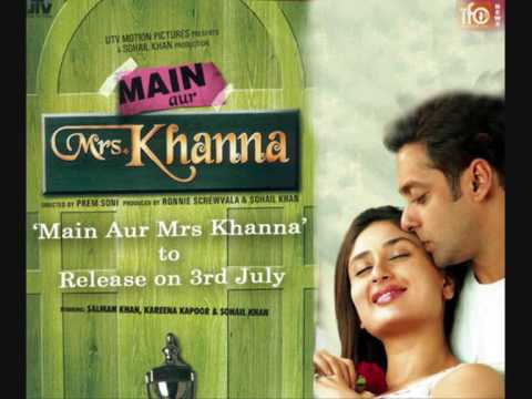 Main Aur Mrs Khanna - Dont Say Alvida (Lyrics)