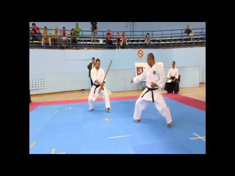 Fudokan Karate Kata Kaminaru Bunkai