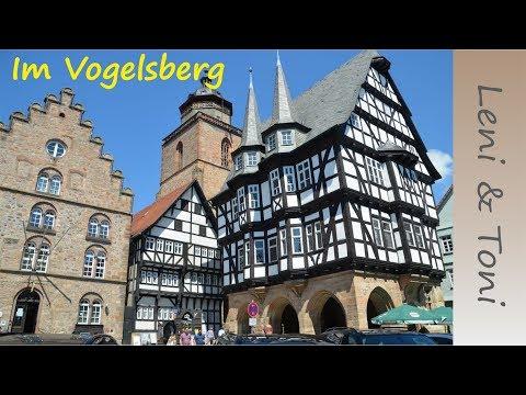 Leni & Toni on tour: unser Ausflug in den Vogelsberg