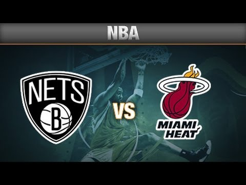 NBA Playoffs 2014 Brooklyn Nets vs Miami Heat 2nd round Preview Prediction