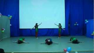 Bangladesh dance - Hridoye amar Banglsdesh