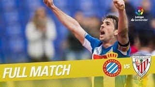 Full Match RCD Espanyol vs Athletic Club LaLiga 2015/2016