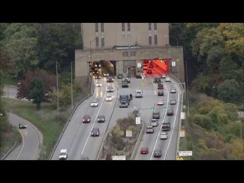 IT'S PITTSBURGH & A Lot Of Other Stuff: SQUIRREL HILL TUNNELS | A TV Program by Rick Sebak
