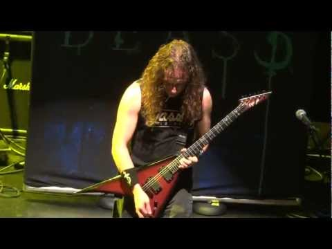 DevilDriver - Clouds Over California (Live at Los Angeles 9/27/11) (HD)