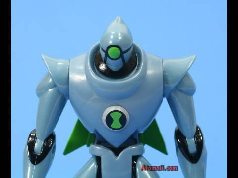 Ben 10 Toys Nanomech Action Figure Ultimate Alien Toy Review Unboxing