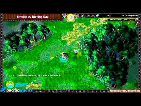 [GFADT A Finals] Skyville vs Burning Rae