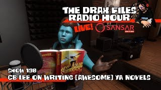 LIVE from [BETA] 114 Harvest: The Drax Files Radio Hour [Viewing Party] Show 198: CB Lee