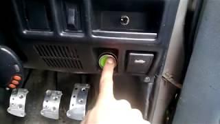 Maruti 800 with DIY Start Button