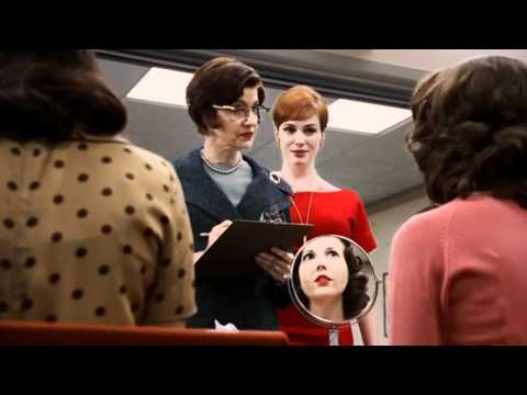 Mad Men - Lipstick