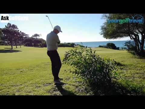 Vale Do Lobo Ocean Golf Course Part 2