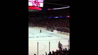Ovechkin's penalty svs. Devils 10/9/10