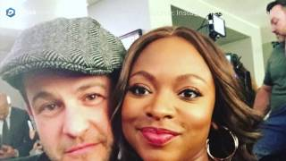 "Entertainment writer Dawn Burkes interviews Naturi Naughton ""Tasha"" about Starz Power Season 4"