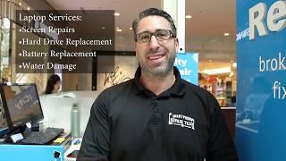 Laptop Screen Repair Inside Bridgewater Commons Mall - iCity Repair