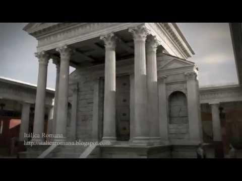 Templo de Isis, Pompeya / Temple of Isis, Pompeii