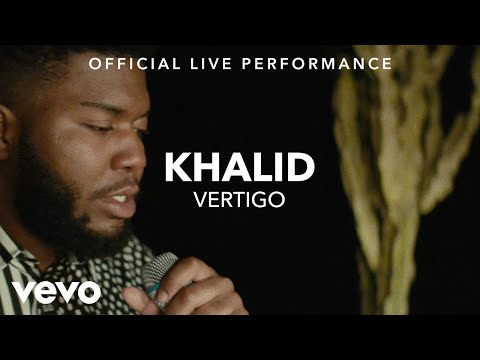 download lagu Khalid - Vertigo Official Live Performance (Vevo X) gratis