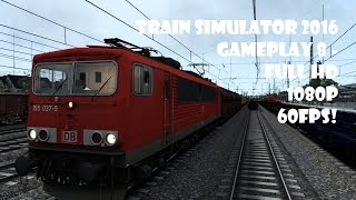 Train Simulator 2016 gameplay 8 - Full HD 1080P 60FPS!