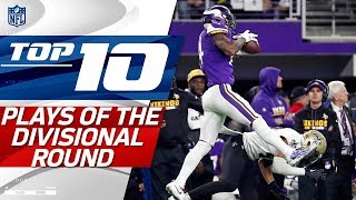 Top 10 Plays from the Divisional Round | NFL Highlights