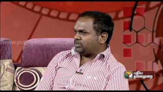 Thagararu - Thagararu Film's Cast And Crew In Puthiya Thalaimurai's Cinema 360 - Part 2