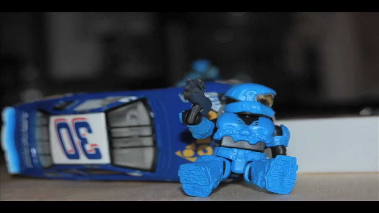 Halo Minimates Carter Quot Showdown Quot Halo Minimates Stop