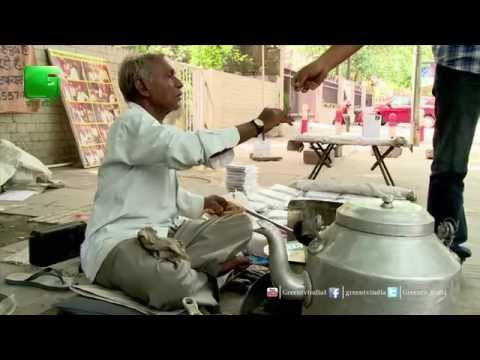 Indian Tea-seller who Hawks his  Books On Amazon - News on BBC