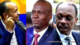 Secrètement, Jean Bertrand Aristide te vle Jovenel Moise President d'Haiti