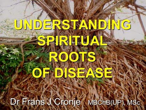 Spiritual Roots of Disease - 2015 - WCDN - Malaysia