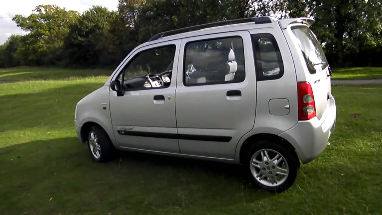 Сузуки вагон р фото