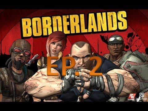Borderlands MYM ALK4PON3,  DUXATIVA y  Tum Tum Ep. 2