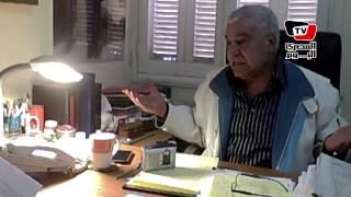 زاهي حواس: في ٢٠١١ قامت «هوجة» ضد الهرم المدرج