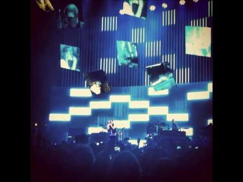 Radiohead - Identikit (NEW SONG, live, HQ)
