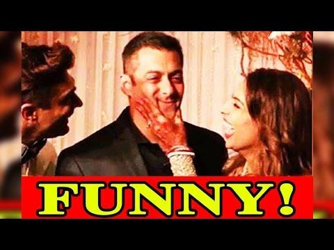 Salman Khan Opens Up On His Marriage At Bipasha Basu's Reception