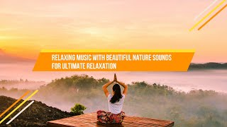 Relaxing music with beautiful nature sounds for ultimate relaxation......