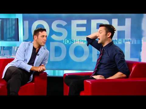 Joseph Gordon Levitt on George Stroumboulopoulos Tonight