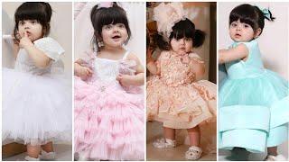 Cute little girl baby dress