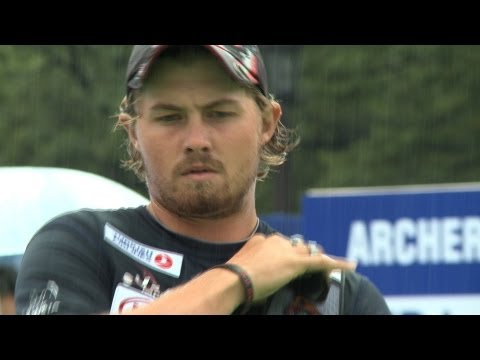 Archery World Cup 2012 - Final Stage - 1/4 Match #4.3